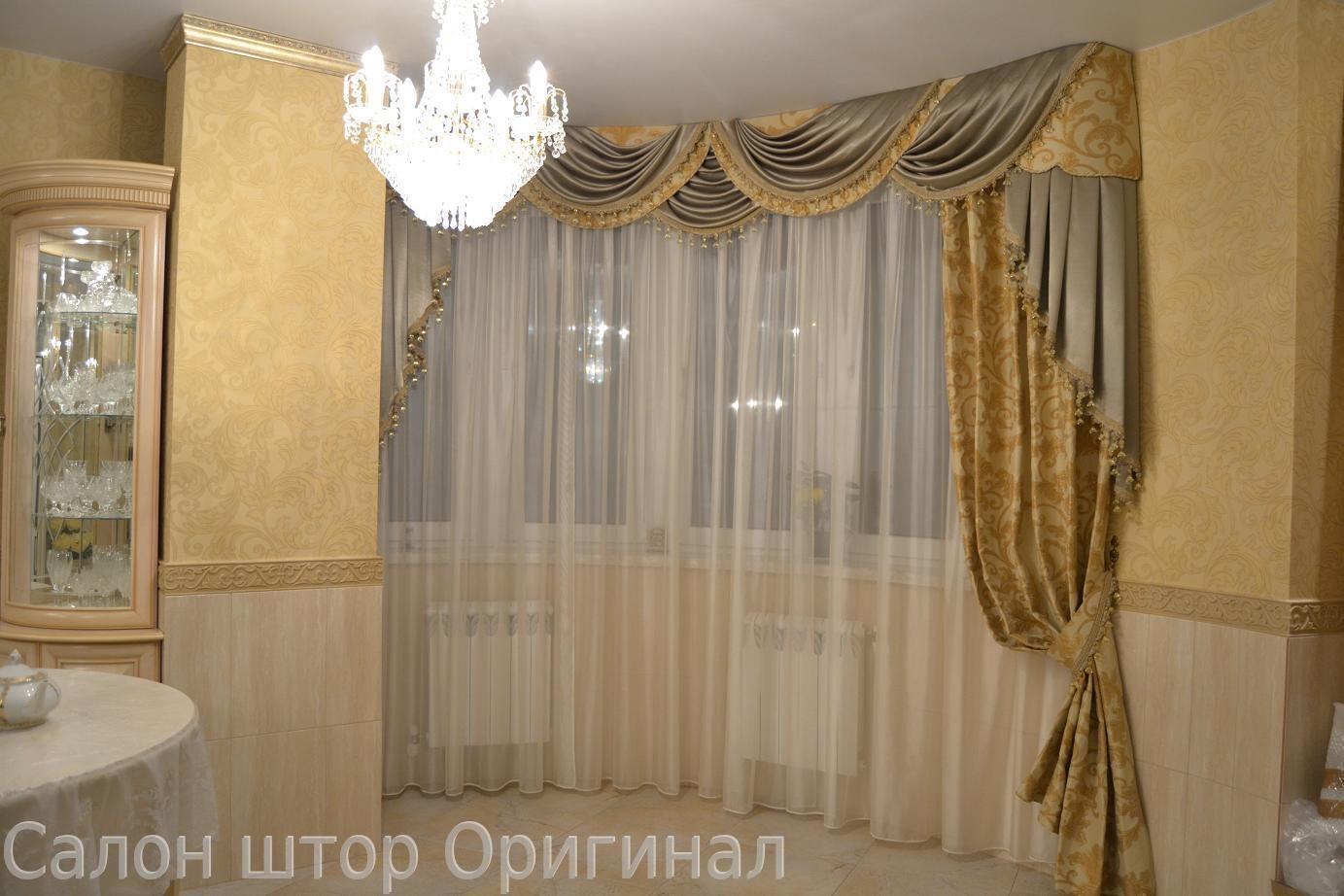 шторы тюль для гостиной фото